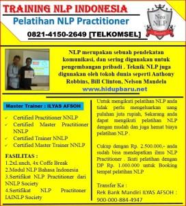 Profil Trainer NLP di Jogja